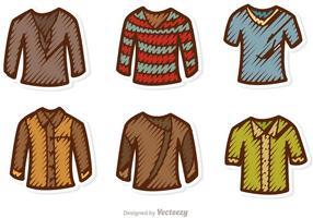 Man Shirt Vectors Pack