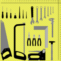 Vetores de ferramentas