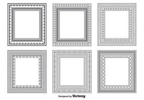 Vector Frame Shapes