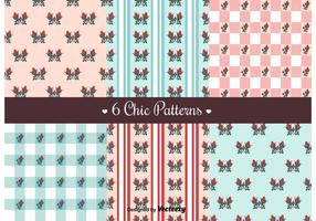 Gratis Shabby Chic Patterns