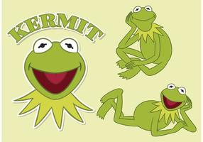 Vector libre Kermit The Frog