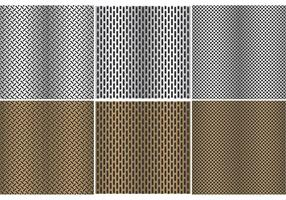 Metal Grids vector