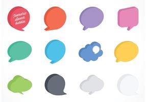 Free-vector-isometric-speech-bubbles