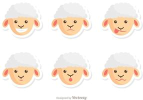 Sheep Vector Pack