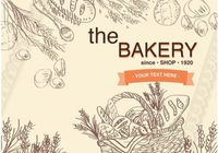 Old Basket Bakery Background
