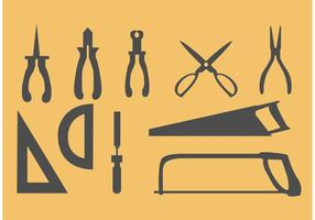 Construction Tool Vector Collection