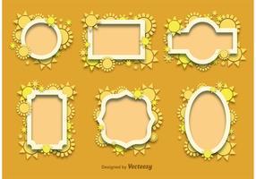 Summer Decorative Frames