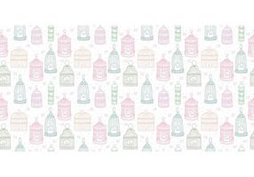 Free-vintage-bird-cage-seamless-pattern-vector