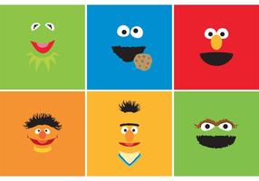 Muppets backgrounds