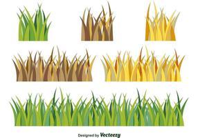 Vektor Gras