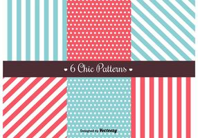 Free Retro Patterns