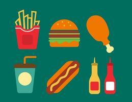 Vettori di fast food