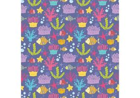 Free-coral-reef-fish-seamless-pattern-vector