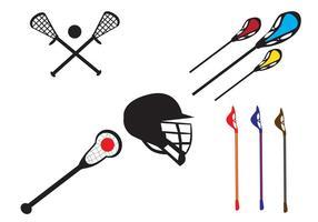 Vector Lacrosse Stick