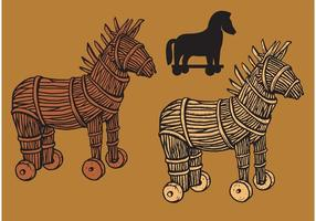 Trojaanse paardenvectoren