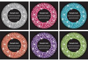 Glitter Disco Backgrounds
