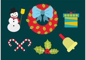 Navidad Vector Iconos