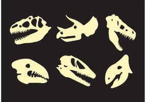 Vectores de dinosaurios