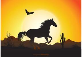 Ilustración del amanecer