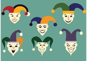 Vectoriales gratis Evil Jokers