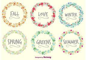 Couronnes de saisons