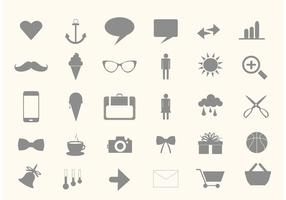 Miscellaneous Vector Icons