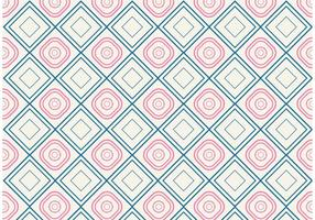 Vecteur de fond décoratif avec des formes simples