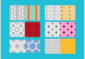 Retro Pattern Vectors