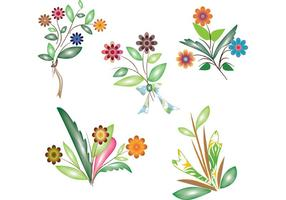 Flower Vectors For You