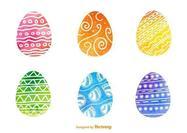 Watercolored-easter-egg-vectors