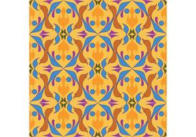 Nahtlose Abstract Pattern Vector