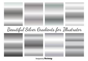 Vector Silver Gradients