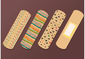 Bandaid Vectors