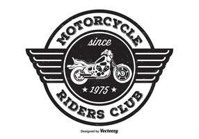 Motorcykel Ryttare T-shirt Design