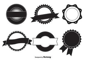 Vector Badge Templates
