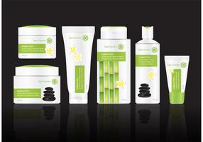Beauty Treatment Vector Pack
