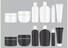 Kosmetik-Behandlung Creme