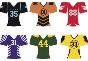 Sports Jersey Vectors