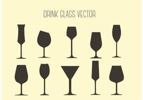 Gratis Vector Drink Glasses
