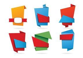 Vector Unique 3D Labels