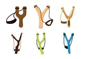 Vektor slingshots