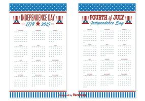 2015 / 2016 Independence Day Calendars