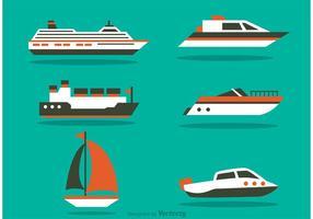 Ship Vector Sets