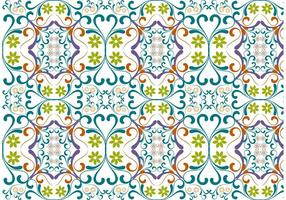 Vecteur floral pattern vackground