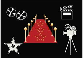 Walk of Fame Vectors