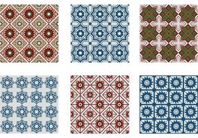 Marocko Seamless Pattern Vectors