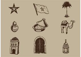 Free-morocco-vector-elements