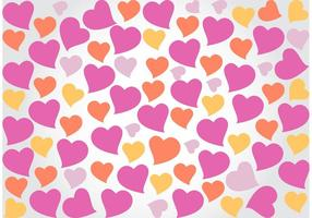 Fun-heart-background-vector