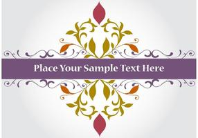 Purple-banner-vector-background