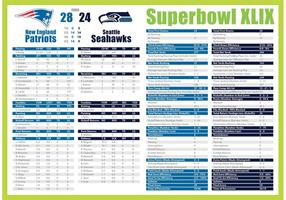Superbowl vector XLIX